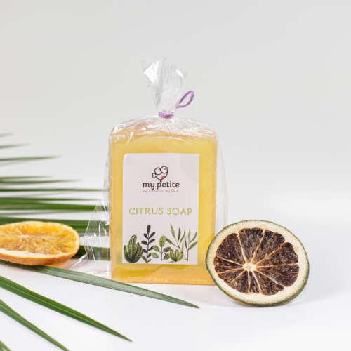 citrus szappan